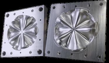 Werkzeug aus Aluminium