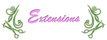 Logo extension La Maison du Coiffeur