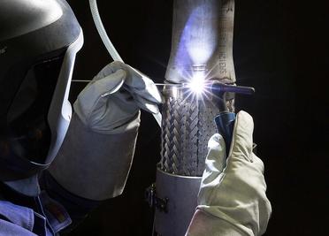 Metallschlauchleitung Ganzmetallschlauch Schlauch Hochdruckschlauch