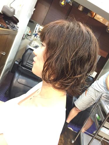 横浜の無責任美容師☆奥条勇紀☆私の髪はパーマをかけてもすぐに取れてしまう髪質なんです!その原因は?