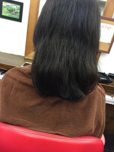 横浜の無責任美容師☆奥条勇紀☆縮毛矯正スタイルに飽き飽きだったら脱縮毛矯正でふわふわパーマスタイル