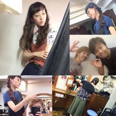 横浜の無責任美容師☆新加入『こだわり女子のさやちゃん』