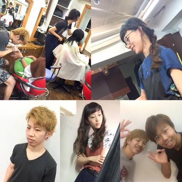 横浜の無責任美容師☆人を切ってこそ本当に必要な事が分かり、仲間がいる事が2倍の成長を促す