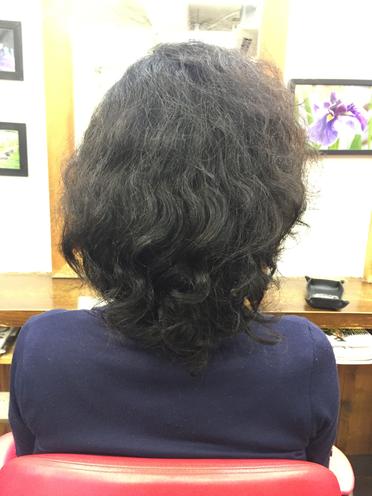 横浜の無責任美容師☆癖毛とは個性。個性を活かすも殺すもカット次第