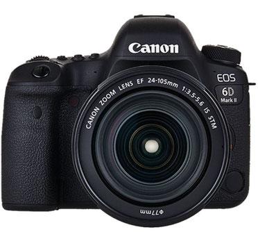 Foto: Canon (EOS 6D Mark II)