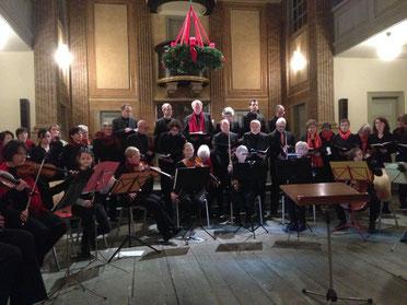 Weihnachtsoratorium in der St. Pauli Kirche