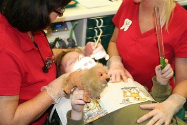 Entspannte Zahnnbehandlung