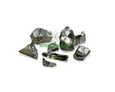 high purity Germanium metal cube, density standard cube, novaelements.com