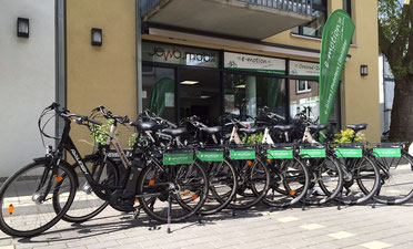 e-Bike Verleih e-motion e-Bike Welt Bochum