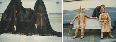 Dévoilement de la sculpture extérieure de Louis Chabaud