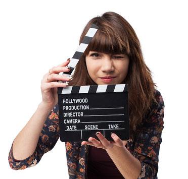 Camera Acting Kurs für Kinder und Jugendlichen