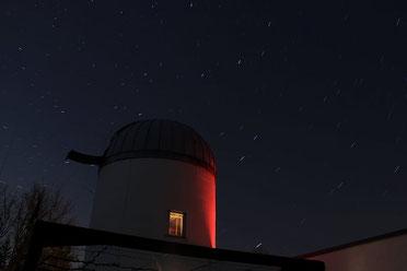 Foto: Philipp Englmann, Kuppel in der Nacht