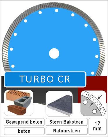 product info slijpschijven turbo cr voor benzine doorslijper