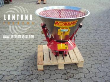 Abonadora para tractor Rondini