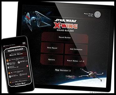 Veröffentlichung X-Wing 2. Edition