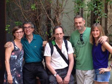 Unterstützung eines sozialen Projektes in Barcelona