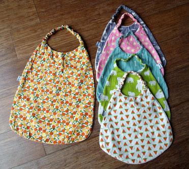 création textile artisanale Kidimieux - Serviette élastique