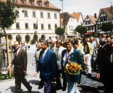 Bild: Foto:Festumzug Neustadt Gröner