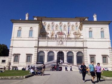 Дворец Боргезе - вилла и галерея Боргезе