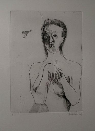 "Eleni Pattakou, ""Un silence de pierre"""