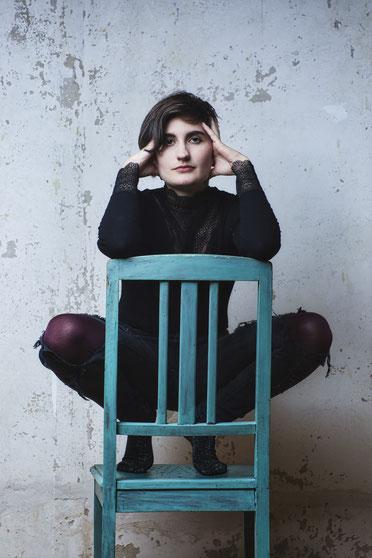 Maria Wirth, artist Berlin