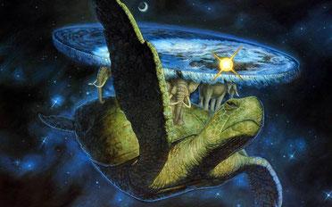 El Mundodisco (Discworld)