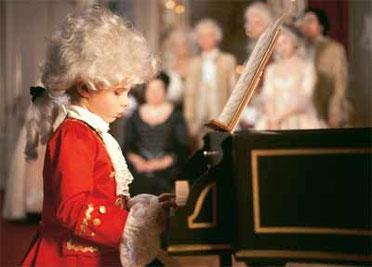 biographie de Mozart cm2