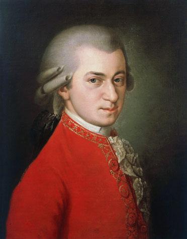 Mozart biographie