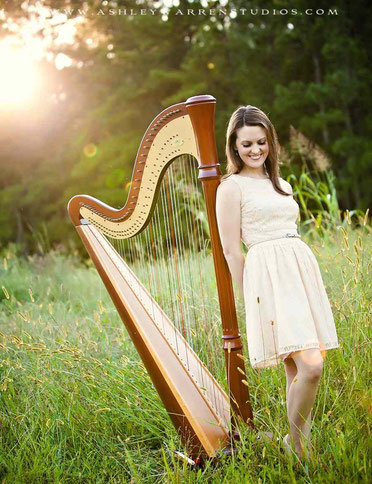 famille instrument harpe