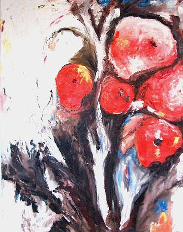 Flowerfields 2 -2005-130 x 100 cm