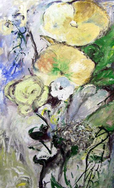 Flowerfields 3a - 2005 - 160 x 100 cm