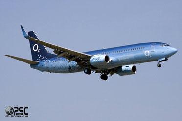 BoBoeing 737 Next Gen - MSN 30278 - OK-TVO