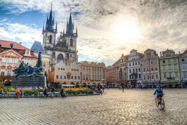 Prager Altstadt, Bild: Pixabay