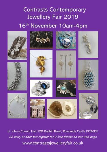 Contrasts Contemporary Jewellery Fair