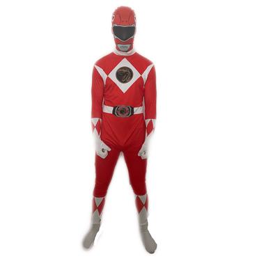 mascotte power ranger roma