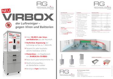 RG Technologies RSA Force Lasting Produktionstechnologie
