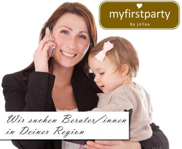 myfirstparty - Die Shoppingparty Homeshoppingparty für Baby und Kind. Babyshower, Babyparty Homeparty Direktvertrieb Homeshopping für Baby Kind myfirstparty