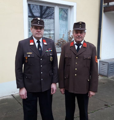 v.l.: HBM Harald Rauter, OBI Leopold Krammer