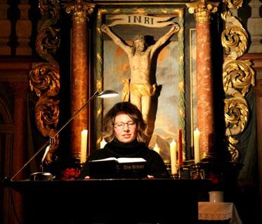 Georg Muffat - Apparatus musico-organisticus beim Orgelherbst Obereisenheim 2015