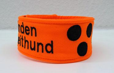 Halsband, Loop, Blinder Hund, Blindenhund, Halstuch, Blindenhalstuch, Blindenbegleithund