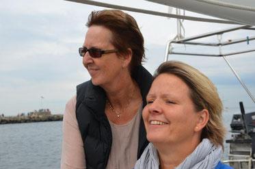 Angelika & Kathrin, Warnemuende, 29. Ausgust 2014