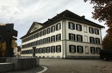 das Pestalozzi-Schulhaus