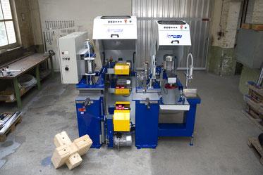 Chalaetbau-Maschine CMI 4x4
