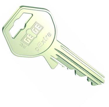 GEGE pExtra Schlüssel nachmachen