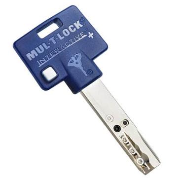Multlock Interactive Schlüssel nachmachen
