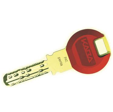 KABA Penta Schlüssel nachmachen