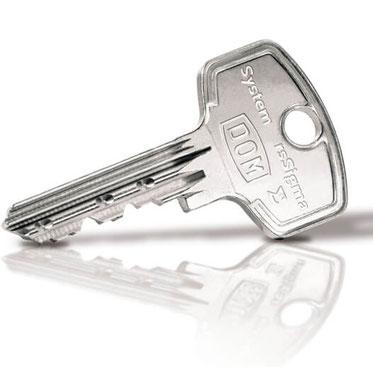 DOM RS Sigma Schlüssel nachmachen