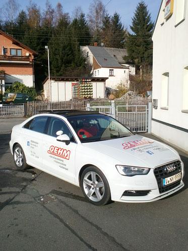 Audi A3 Limousine 05/2014