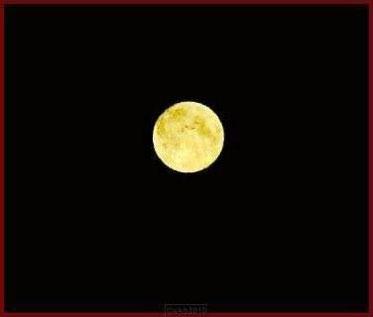 Mond vom 13.08.2011, Foto: skb