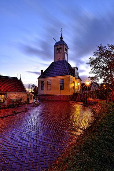 68. Durgerdam kerkje